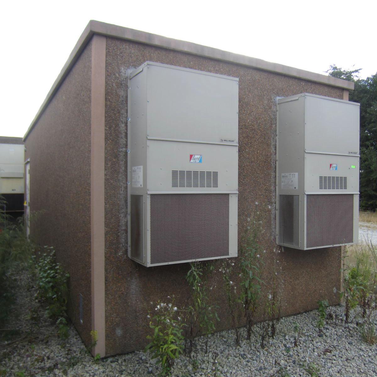 Large Concrete Shelter : ′ concrete shelters telecom product profiles