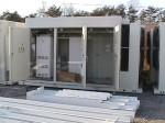 New Gichner Aluminum Walk-Ins Cabinets