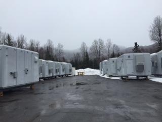 12' x 16' Fiberglass Shelters
