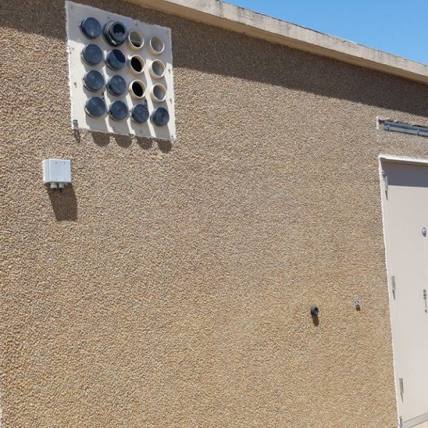 """11'3"""" x 24' 2-room Cellexion Concrete"""
