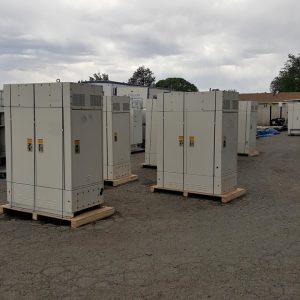 2-bay Marconi Cabinets