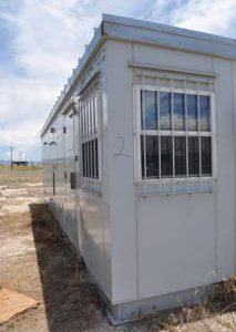 8' x 26' and 8' x 30' Metal Shelters