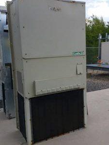 Used HVAC Shelter Units