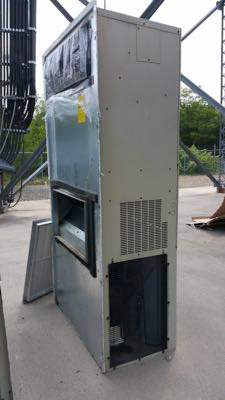 Used HVAC Shelter Units