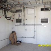 10' x 13' Fibrebond Concrete Shelter