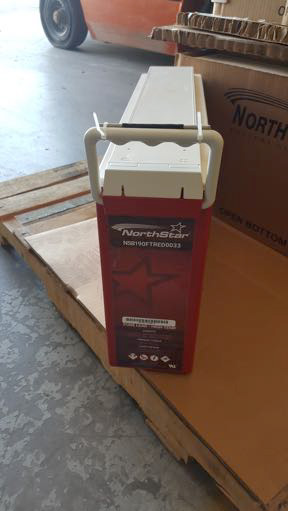 New 190 AH North Star Batteries