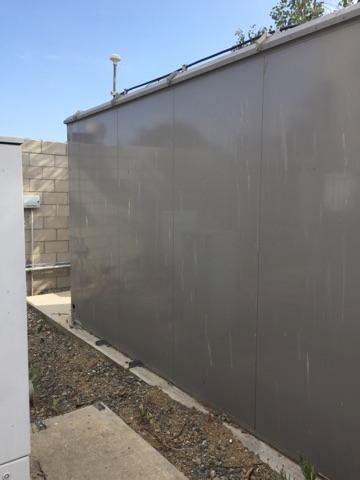 7.5' x 13' PowerWave Metal Shelter