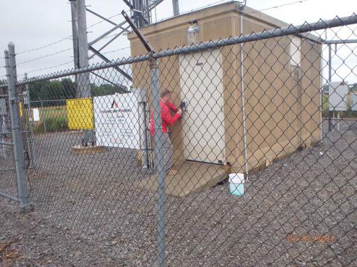 9' x 16' CSI Concrete Shelter