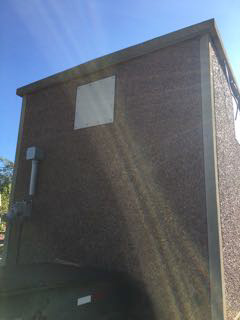 10' x 20' VFP Concrete Shelter