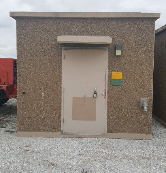 "11'3"" x 19'4"" CellXion Concrete Shelter"