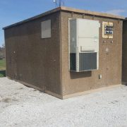 11' x 20' Andrews Concrete Shelter