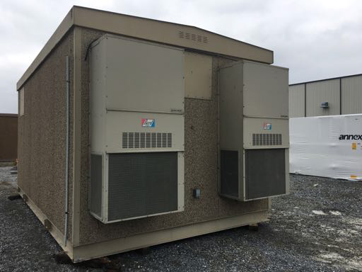 12' x 20' Precision Quincy Aggregate Shelter