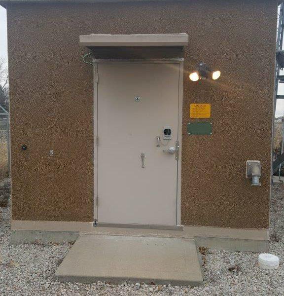 """11'3"""" x 19'4"""" CellXion Concrete Shelter"""