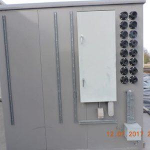 "7'6"" x 14' PowerWave Metal Shelter"
