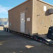 12' x 20' ROHN Concrete Shelter