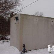 9' x 16' Dupont Fiberglass Shelter