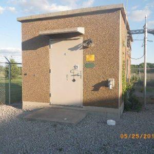 """11'3""""x19'4"""" CellXion Concrete Shelter #8426"""