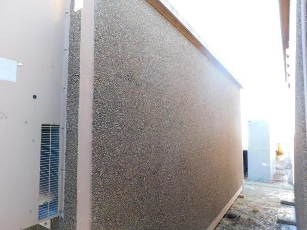 """11'3""""W x 19'4""""L Cellxion Concrete Shelter #6146"""