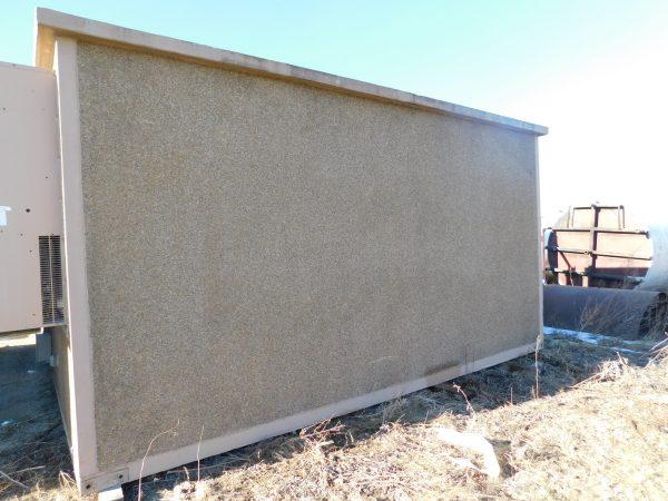 """11'3""""W x 19'4""""L Cellxion Concrete Shelter #5957"""