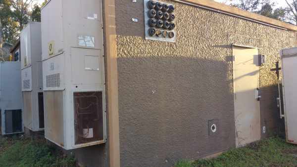 11.5x20 OldCastle Concrete Shelter #1664