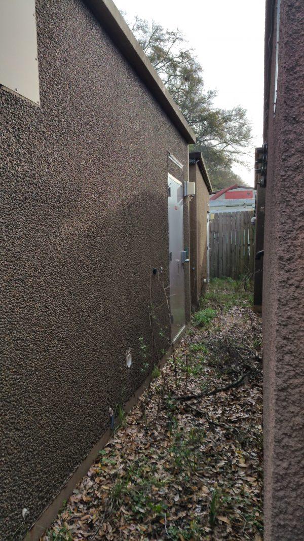 10x20 Cellxion Concrete Shelter #2395