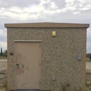 12' x 20' Concrete Vault
