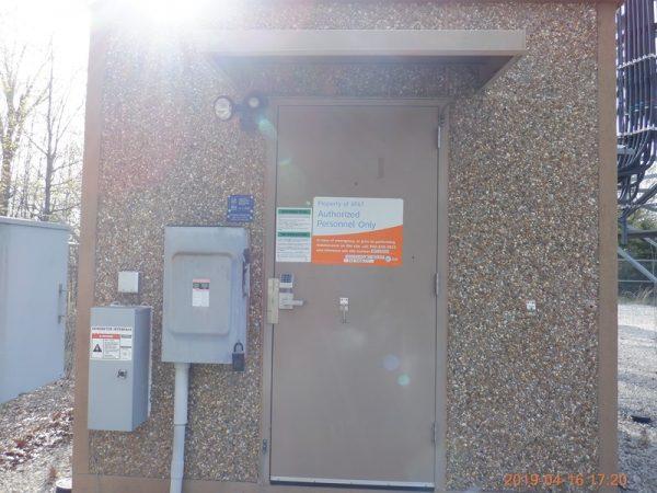 10x16 Fibrebond Concrete Shelter