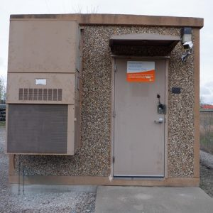 11-3 x 20 Fibrebond Concrete Shelter