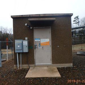 """11' 5"""" x 20' CellXion Concrete Shelter"""