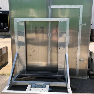 12' x 20' VFP Fiberglass Shelter